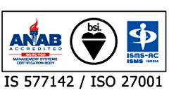 情報セキュリティマネジメントシステム(ISMS)
